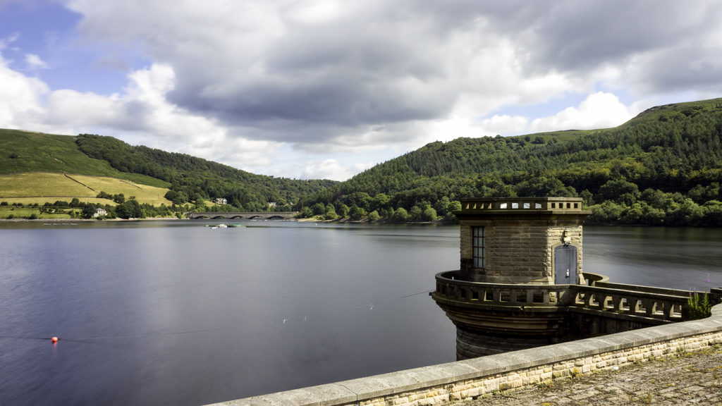 Ladybower and Derwent Resevoir
